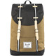 Herschel Retreat Zaino beige/nero
